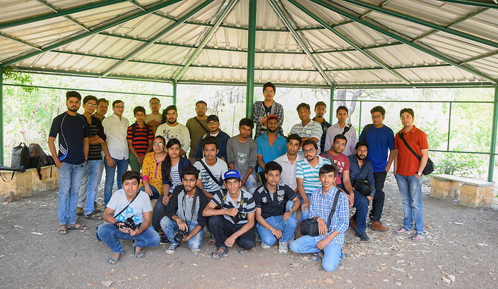 IG BHOPAL - WORKSHOP AT VAN VIHAR NATIONAL PARK