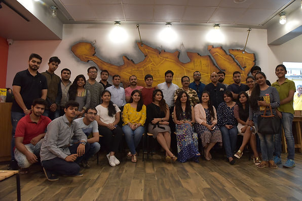IG BHOPAL - BHOPAL ARTS MEET, BOMBAY STREET CAFE