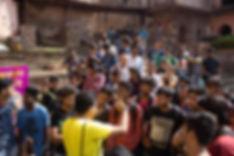IG BHOPAL - HERITAGE WALK