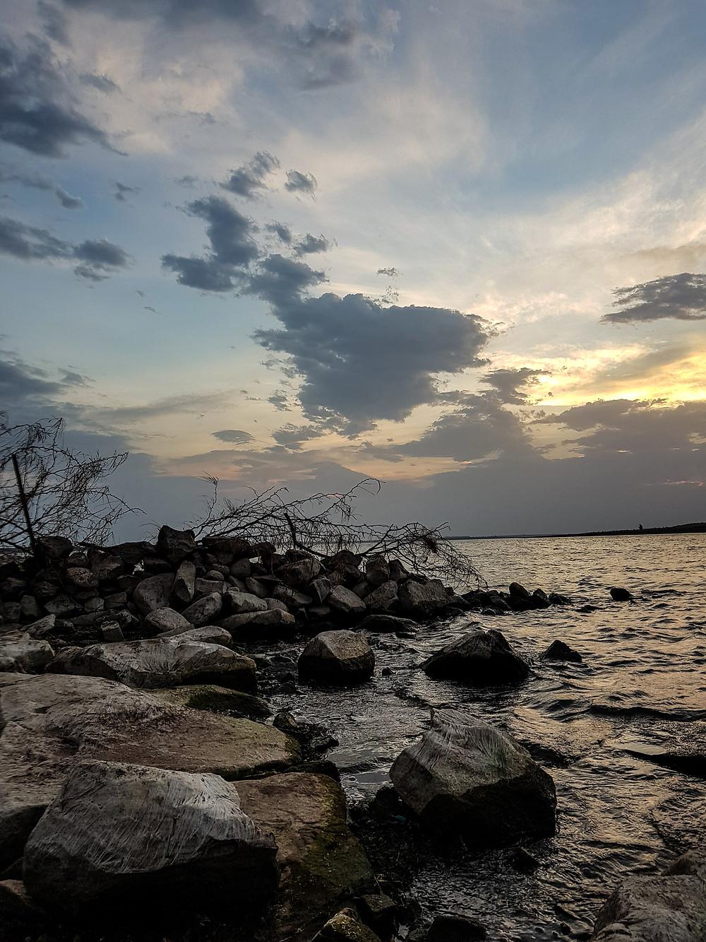 Halali Dam, Near Bhopal. Photo by - Sachin Joshi