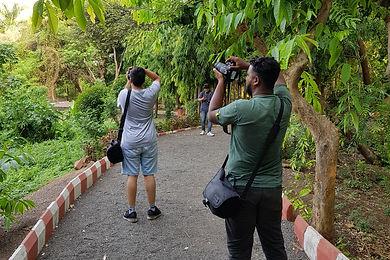 IG BHOPAL - EKANT PARK PHOTOWALK