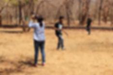 IG BHOPAL - VAN VIHAR SAFARI PHOTOWALK