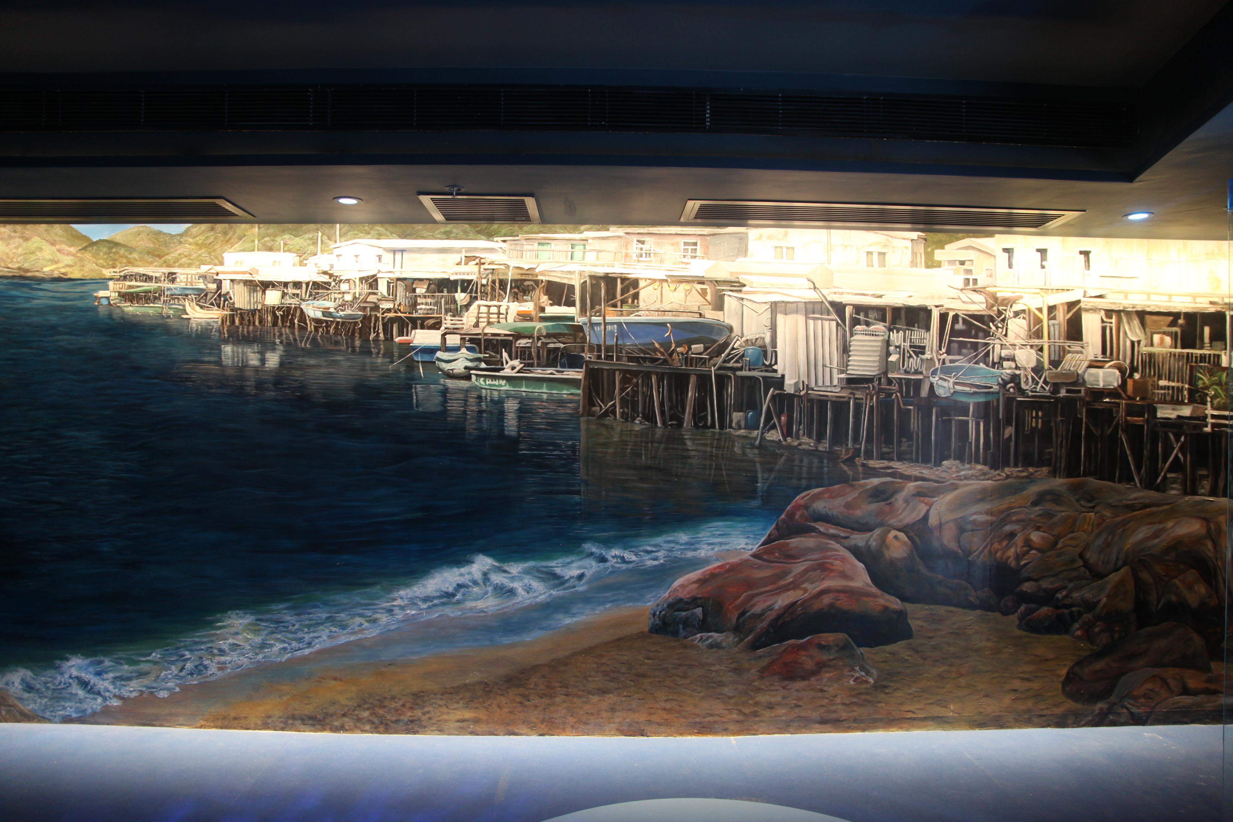 海洋公園尋鯊探秘館