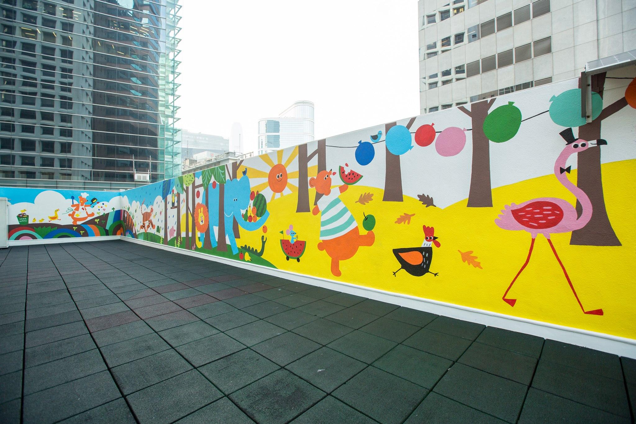 香港小童群益會樂緻幼稚園(灣仔) BGCAHK Cheerland Kindergarten (Wanchai)