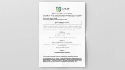 Retrospective Planning Permission Application
