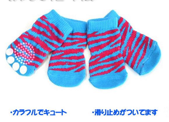 ★犬用靴下★9種類(S-XL)