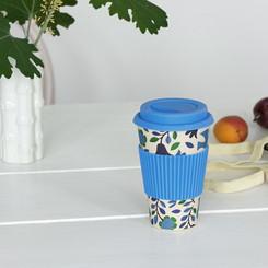 MUG CAFÉ PALOMA AZUL