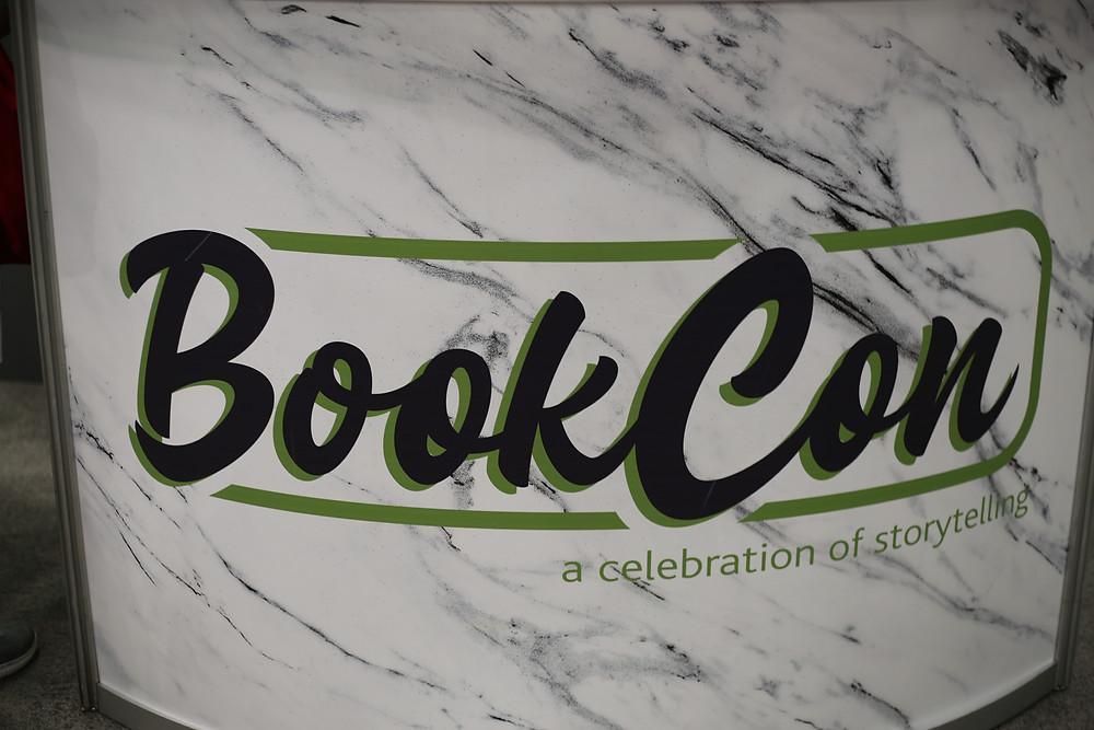 Book Con Logo