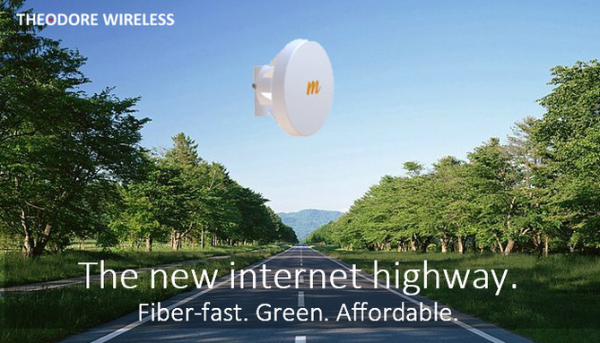 Wireless Breaks New Ground So Fiber Doesn't Have To