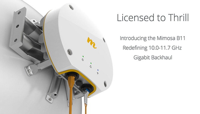 Mimosa Channels Henry Ford with the First Licensed Backhaul Radio for Everyone