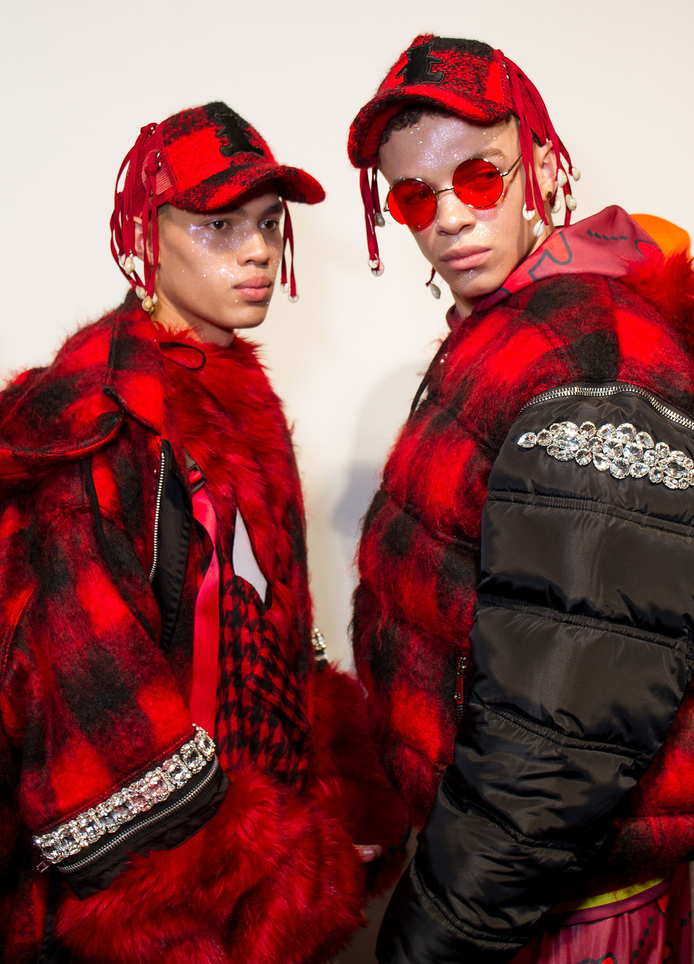 Backstage Bobby Abley BFC Show Space Fall 2018