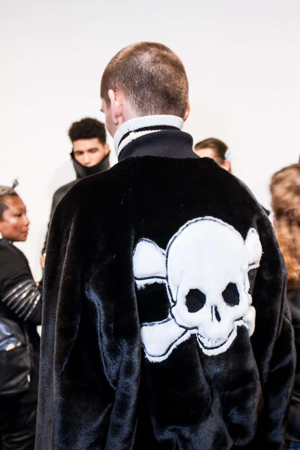 Backstage D,GNAK BFC Show Space Fall 2018