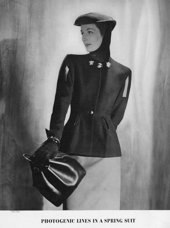 John Rawlings, 1942 Adrian Collection