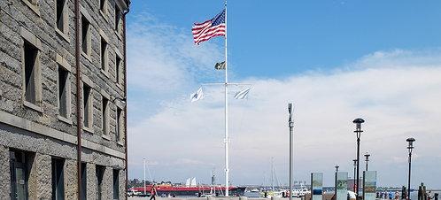 Fiberglass Flagpoles