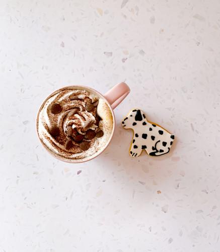 Cruella De Vil's Latte - TTH - 25 AED (3