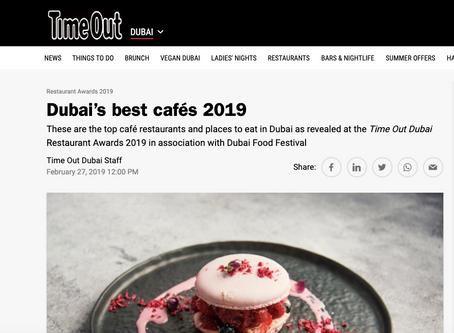 TIMEOUT DUBAI