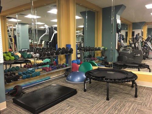 Work Hardening Gym
