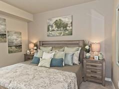 Staged Model Home - Bedroom 4