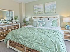 Staged Model Home- Bedroom3