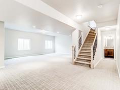 2020 St. Jude Dream Home - Basement