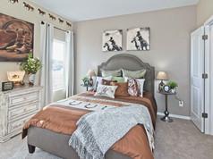 Staged Model Home - Bedroom5