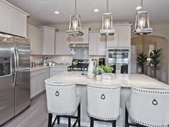 Staged Model Home - Kitchen