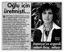 Turkiye Gazetesi 5 Haziran 2005.jpg