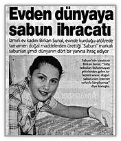 Aksam Gazetesi 26 Ocak 2005.jpg
