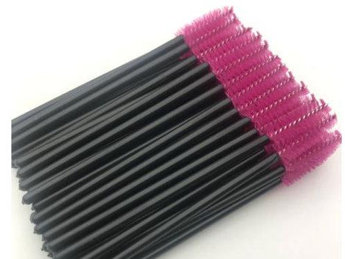 Eyelash Mascara Brushes (Spoolies) (50 pcs/pk)