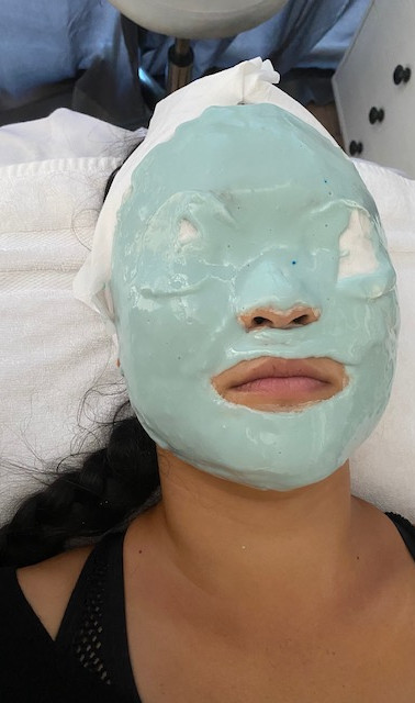 Oxygenating Peel-off Mask