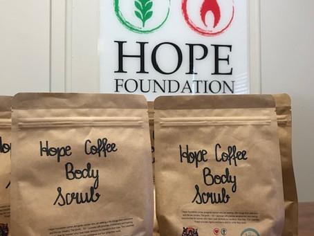 Hope Foundation - Coffee Body Scrubs