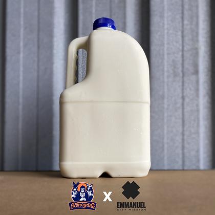 ECM Milk Donation