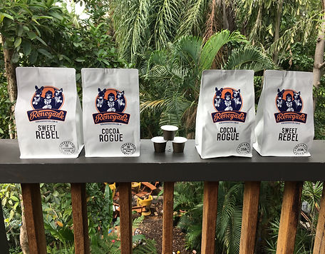 Renegade Roasters products