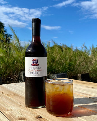 Unsweetened Cold Brew 750ml