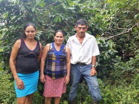 Francisca - Nueva Frontera, Honduras