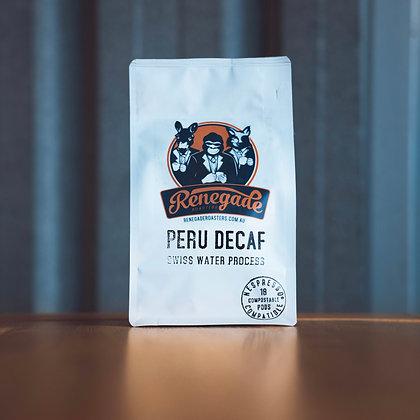 Peru Decaf Pods