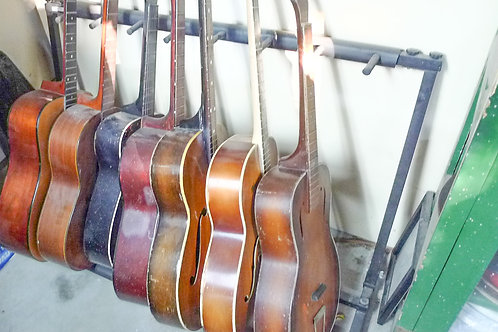 Here are some of the other Guitars I have waiting to be resuscitated