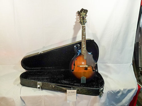 Bluegrass Mandolin