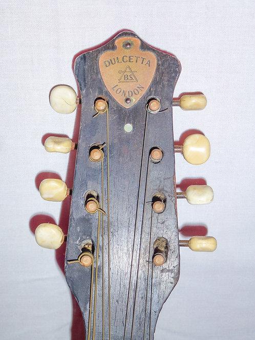 Dulcetta Banjo Mandolin