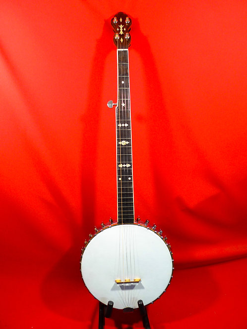Old Tyme Clawhammer Banjo