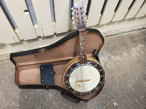 GH&S Banjo Uke/Mandolin