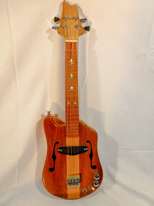 Luthier made Electric Uke