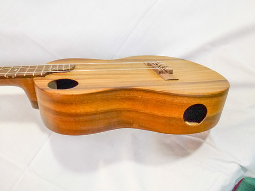 A Uke with a difference