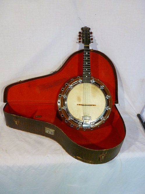 This is Windsor's top of the line Banjo Mandolin