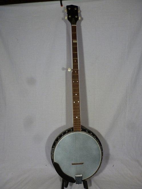 Ilida Pete Seeger Long Neck Banjo