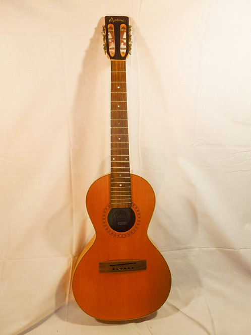 Bamboo Parlour Guitar -  comes with a Martinez padded bag