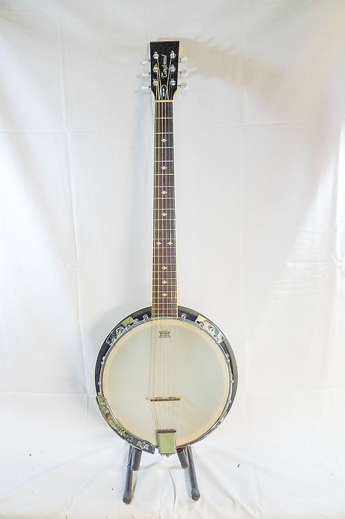 Tanglewood 6 String banjo as new