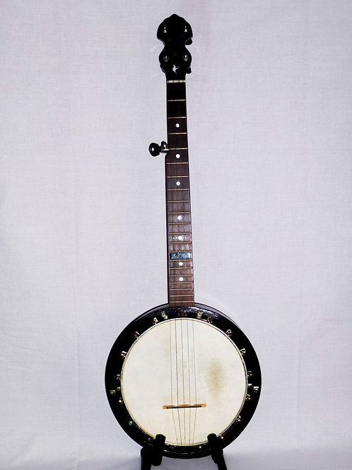L'll Roo Vintage 5 string short scale (A scale) banjo