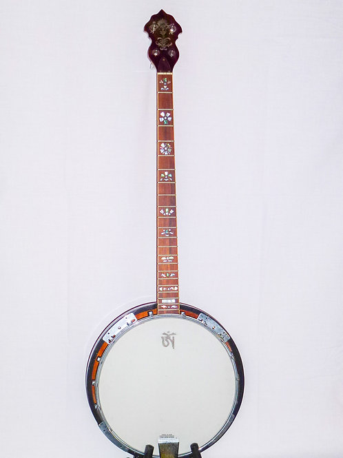 Custom 4 string banjo