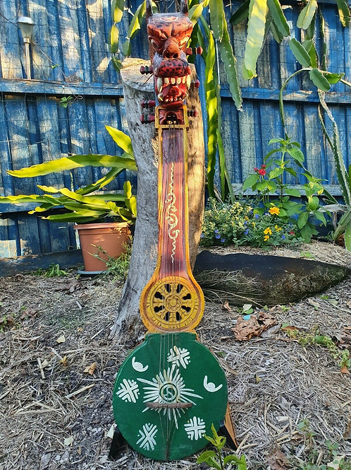 An Ancient Temple Instrument